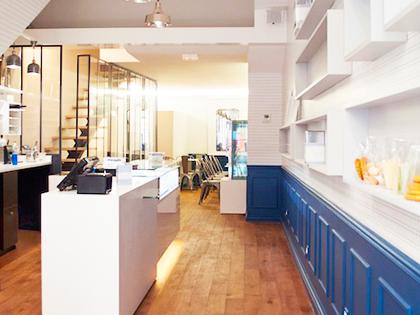 氷菓の魅力がぎっしり詰まった 注目の新店「ユヌ・グラス・ア・パリ」 イメージ1