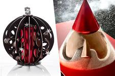美しさと美味しさを兼ね備えた 珠玉のビュッシュ・ド・ノエル イメージ