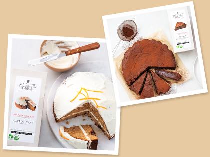 お菓子のキットで人気のマルレットから「カフェ・マルレット」がオープン! イメージ2