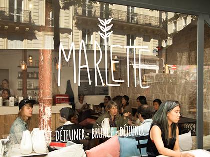 お菓子のキットで人気のマルレットから「カフェ・マルレット」がオープン! イメージ4