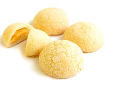 北海道産メロンのプティメロンパン イメージ